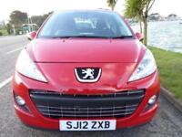 2012 Peugeot 207 1.4 Active 3dr