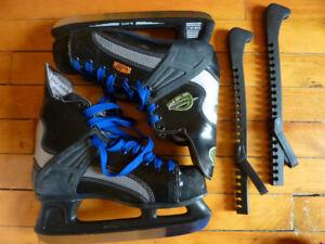 Patins à glace Hockey CCM 4.1 (adulte)