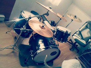 Drum sonor force