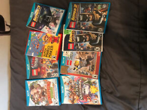 SOLD pending pick up Wii U and Wii games - various , $10 each