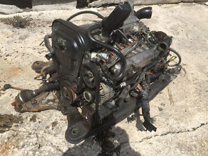 1999 Volvo XC Engine and Transmission
