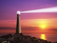 A BEACON OF HOPE by DONNA