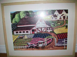 Picture of a flower farm for sale