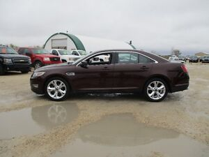 2010 Ford Taurus SHO Twin Turbo Lthr Roof Nav AWD Sedan
