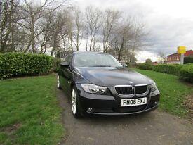 BMW 318 318i ES (black) 2006