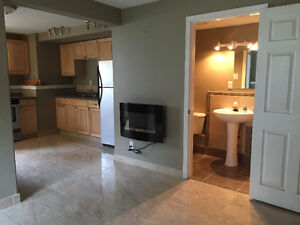 1 Bedroom, walk out suite in Williams lake