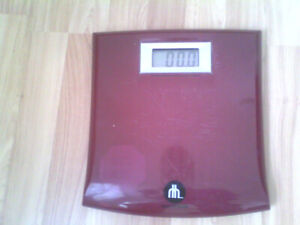 Weight  scale +++