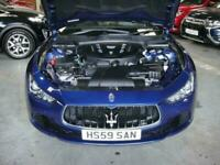 2017 Maserati Ghibli 3.0 DV6 4d 275 BHP Saloon Diesel Automatic