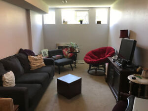 2 BED BSMT APARTMENT! $1350 ALL INCLUSIVE!
