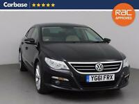 2011 VOLKSWAGEN PASSAT CC 2.0 GT TDI CR BlueMotion Tech 4dr [5 seat] Coupe