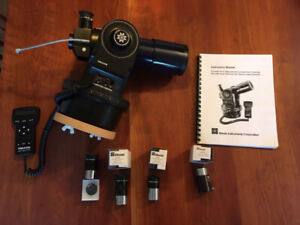 Mead ETX-60AT Telescope with Autostar Hand Controller