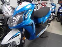 A NEW SYM JET 4 R 50cc CHORLEY 01257 230300