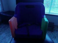 Safety First Chair Booster Seat