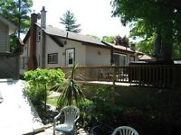 Grand bend cottage August 18-21 Aug 23-28
