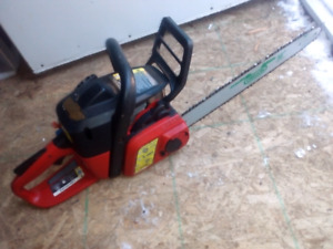 Craftsman 36cc chainsaw Great deal $100