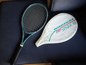 Tennis Racquet with cover