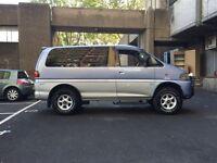 Mitsubishi Delica Space Gear 4X4 7 Seater £2000.00 ono