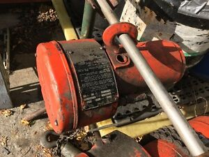 Electric Chain Hoists Peterborough Peterborough Area image 3
