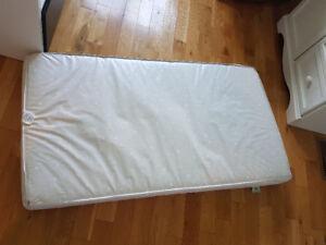 Matelas de bassinette en très bon état