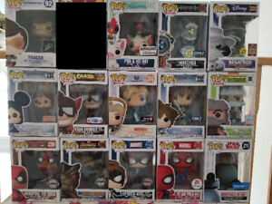 Pop! Exclusives funko Only