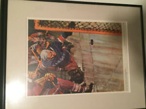 1972 Presidential Collection Lester Patrick Painting