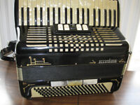 Accordéon piano Excelsior à vendre
