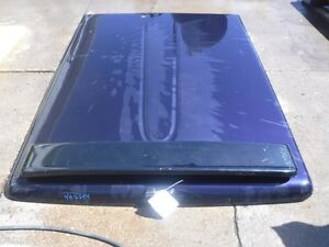 Tonneau cover-Fibreglass 'ARE' brand, fits Dakota trucks 1997-04