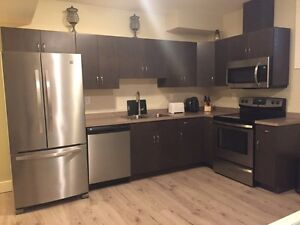 New, Furnished 2 bedroom Legal Suite including all utilities