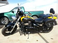 2008 Suzuki Boulevard M50 Special Edition for sale, MINT!