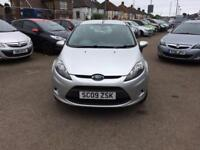 Ford Fiesta 1.25 ( 60ps ) 2009 Style 3DR - Low Mileage