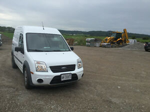 2012 Ford Transit Connect Minivan, Van