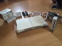 Wii and accessories
