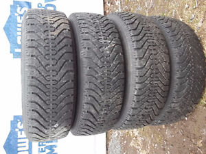 Set of Nordic Tires & Rims