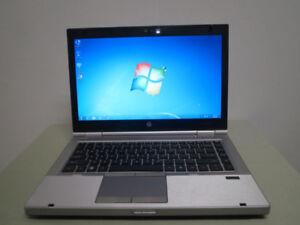 14 HP Elitebook Business laptop notebook i5 4GB 500G Office 2016