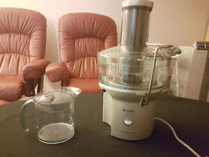 Breville Juice Fountain - Best Quality Juicer