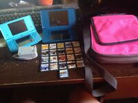 """2 """"Nintendo Dsi's"""" + 21 games and more"""