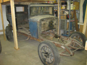 1929 Nash Model 423 2 Door Sedan for restoration