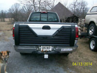5th wheel tailgate for 97 to 2003 ford trucks