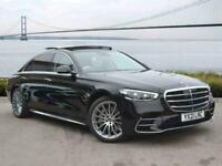 2021 Mercedes-Benz S Class S350d L AMG Line Premium 4dr 9G-Tronic Auto Saloon Di