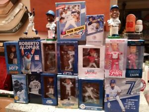 Jays Alomar Wells  Winfield Carter  Ripkin Jr. Bobblehead SGA