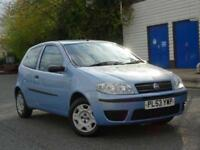 Fiat Punto 1.2 8v 2004 Active + YES GENUINE 38K! CHEAP INSURANCE + BARGAIN