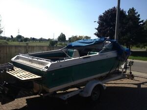Stingray198 SVB 3.7 mercruiser no trailer $1600 Cambridge Kitchener Area image 1