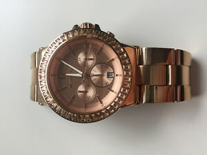 Michael Kors Watch- Rose Gold Tone