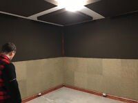 Brand New Shared (Mid-Large size) Rehearsal / Jam Space - Nov 1s