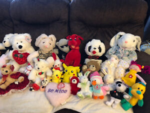 Stuffed Animals/Different Game