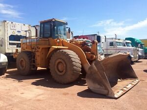 1997 Hyundai 770 Wheel Loader