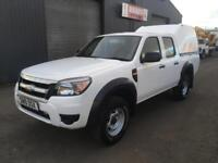 * SOLD * 2010 Ford Ranger 2.5TDCi Double Cab 4x4 Pickup Diesel *One Owner*