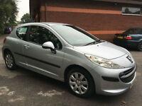 56 Peugeot 207 1.4 16v 90 ( a/c ) S 87,000 miles