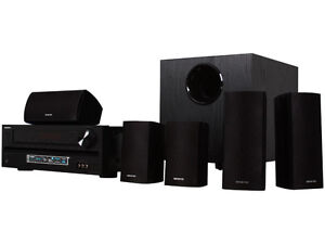 Onkyo HT-R390 Home Cinema System With 5.1 Speakers