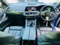2019 BMW X6 3.0 40i M Sport Auto xDrive (s/s) 5dr SUV Petrol Automatic